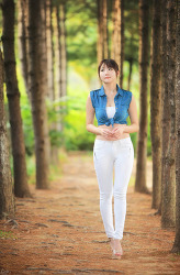 Healing Time ... :) MODEL: 연다빈 (2-PICS)