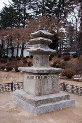 [강원 홍천] 희망리 삼층석탑 (보물 제79호)
