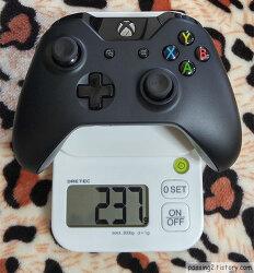 엑스박스 원, 엘리트, 360 패드 실측 무게 (Xbox One, Xbox Elite, Xbox 360 컨트롤러)