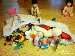 모든 장난감들아 모여~~~