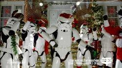 스톰트루퍼가 부르는 크리스마스 캐롤, 스파이크TV의 스타워즈 특집방송 광고: Happy Holidays from the Dark Side!