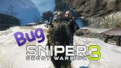 스나이퍼 고스트 워리어 3 - 버그, 재밌는 순간들 (Sniper Ghost Warrior, 2017)