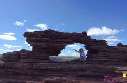 대자연의 경이로움, 칼바리 국립공원 - 호주 캠핑카 여행기