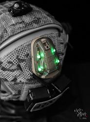 [Strobe] HEL-STAR 6®Gen III Helmet Mounted, Multi-Function Light preview.