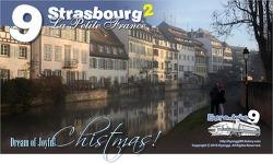 Strasbourg 2, France 프랑스 스트라스부르 - 안개 낀 아침의 쁘띠 프랑스
