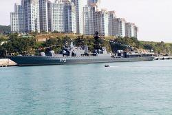 2013 마린위크 함정공개행사_Admiral Vinogradov