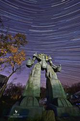 옥토끼 우주센터에서 하늘에 별을 담다[D7000/별궤적/옥토끼우주센터/야경/데이트코스/전망좋은곳]