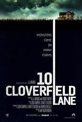 클로버필드 10번지 (10 Cloverfield Lane, 2016)
