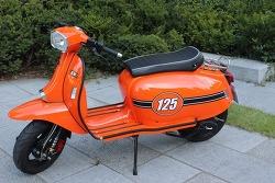 스쿠터125cc 스코마디TL125 시승기