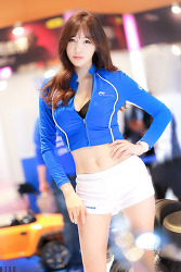 2016 서울 모터사이클쇼 MODEL: 홍지연 님 (4-PICS)