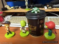포켓 커피 (Pocket Coffee) 한국 버젼 - 롯데 핸디 카페