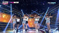 150610 CUPID (MBC-every1 SHOW CHAMPION) / KARA