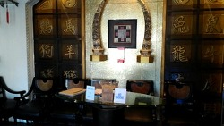 Tung Fong 인도 콜카타의 중국식 뷔페