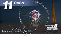 Paris, France 프랑스 파리, 그 다섯 번째 만남