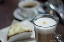 [그날의 여유] 2009/03/25, 커피가 예쁘다