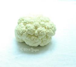 콜리플라워(Cauliflower), 알고 먹을 까요?