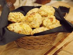 레스토랑 스탈, 초간단 치즈 당근 비스켓 만드는 법