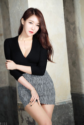 시크한 매력이 돋보이는 그녀 MODEL: 민채윤 님 (6-PICS)