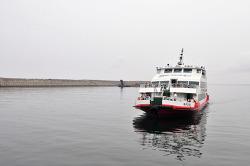 [제주도]40분간의 산방산 여객선 여행하기...