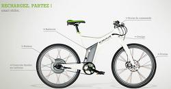 메르세데스-벤츠의 Smart E-Bike