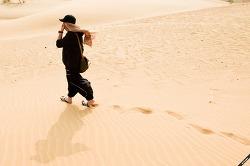 사막을 걷다