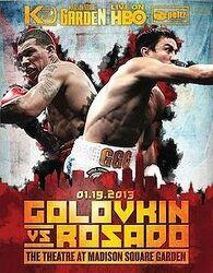 Gennady Golovkin vs Gabriel Rosado 2013-01-19
