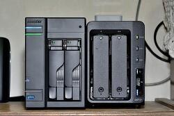[프리뷰 #2] 하드웨어 비교편 AS-202TE vs DS 713+