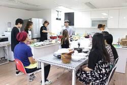 청춘삘딩 대대식당 1인 가구 청년 돌봄밥상