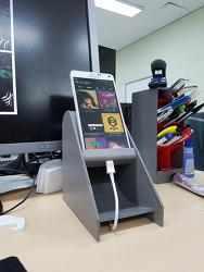 두번째 스마트폰 스피커 - Smartphone Passive Horn Speaker DIY