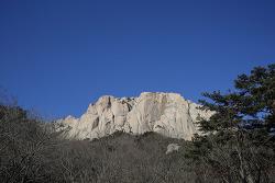 설악산 흔들바위 케이블카
