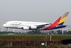 Asiana Airlines / Airbus A380-841 / HL7625