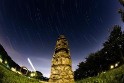 [2013-08-13] 인천대공원 장승 별궤적