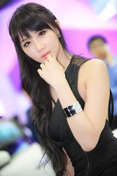 2013 서울모터쇼 인피니티의 아름다운 그녀 연다빈