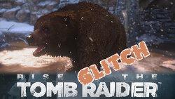 라이즈 오브 툼 레이더 - 버그와 웃긴 장면 (Rise of the Tomb Raider, 2016)