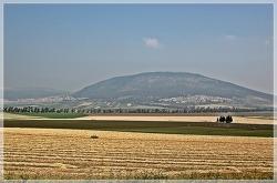 중동성지순례 -- 이스라엘 타볼산