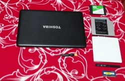 [TOSHIBA] 도시바 C850노트북 SSD 업그레이드
