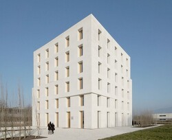 House Without Heating: Office Building in Austria