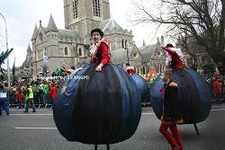 2014 세인트 패트릭스 페스티발(St.Patrick's Festival)