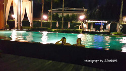 유유자적했던 시간들, 태국(방콕, 파타야)의 수영장들