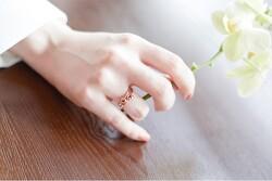 바니찌 컬렉션[01] Star Ring (레드 사파이어 반지)