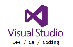 Visual Studio , Visual C++  활용 정리.
