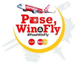 에어아시아 포토이벤트 (Pose Win&Fly, AirAsia)