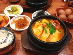 [서현역 맛집] 순두부찌개 │ 칼칼하고 개운한 국물이 땡길 때