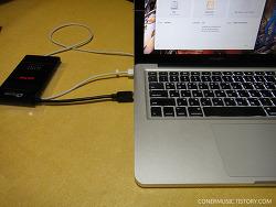 맥북프로 하드 디스크, SSD로 교체하다.