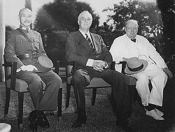 1943년에서 1953년까지 분단과정의 교훈-  외교 철학의 중요성과 국제 정치 능력