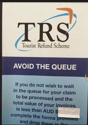 호주에서 출국할 때 세금 환급 받는 법 [텍스 리펀 - 여행객편]