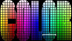 색상표::색상이름::색상코드::색상태그