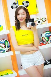 2014 사진영상기자재전 SONY 신해리 (5-PICS)