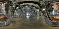 360 VR Space Shuttle Atlantis 우주왕복선  아틀란티스