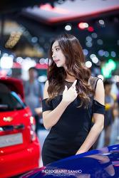 2016 부산국제모터쇼 쉐보레 서한빛 #1